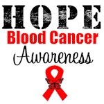 Hope Blood Cancer Butterfly T-Shirts & Gifts
