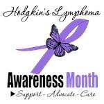 Hodgkin's Lymphoma Awareness Month Shirts