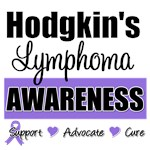 Hodgkin's Lymphoma Awareness Shirts & Gifts