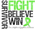 Non-Hodgkin's Lymphoma Survivor FIGHT Win