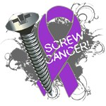 Screw Pancreatic Cancer Funny Shirts and Gifts