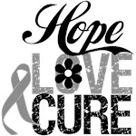 HopeLoveCure Brain Cancer