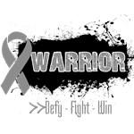 Warrior Grunge Brain Cancer