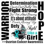 Warrior Collage Ovarian Cancer