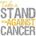 Take a Stand Appendix Cancer Shirts and Gifts