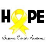 Hope Ribbon Sarcoma Cancer Shirts and Gifts