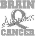 Brain Cancer Awareness Shirts