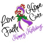 Christomas Holiday Hope Pancreatic Cancer Gifts