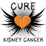 Cure Kidney Cancer Shirts and Gifts