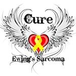 Cure Ewings Sarcoma Shirts and Apparel