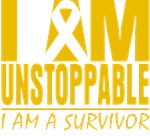 Unstoppable Appendix Cancer Shirts and Gifts