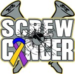 Screw Bladder Cancer Shirts and Gifts