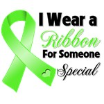 Ribbon Someone Special Lymphoma Shirts