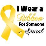 Ribbon Someone Special Neuroblastoma Shirts