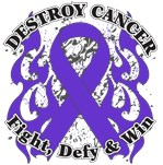 Destroy GIST Cancer Shirts and Gear