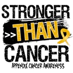 Appendix Cancer  Stronger than Cancer Shirts
