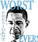 Barack Obama - Worst President Ever!