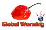 Habanero Peppers - Global Warming