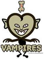Vampire t- Shirts