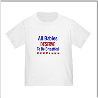 Breastfeeding / Nursing Advocacy- Infant & Toddler