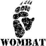 Wombat Footprint