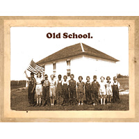 Old School (NEW!)