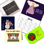 Cards, Notes & Calendars