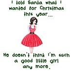 I Told Santa Shirts