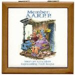 Member: A.A.R.P.P.