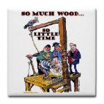 So Much Wood