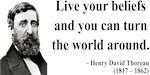 Henry David Thoreau 12