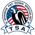 TSA Invasive Pat Down Specialist