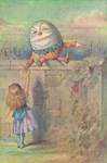 Alice meets Humpty Dumpty