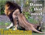 A Writing Lion