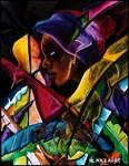 Haitian Girl ver 2 Art