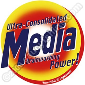 Media Consolidation T-Shirt