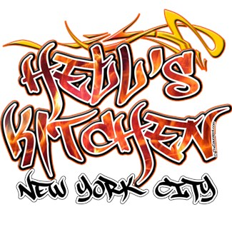 Hell's Kitchen T-shirts and Gear