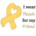 I WEAR...Peach