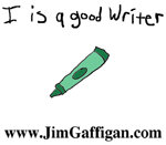 I is a good writer