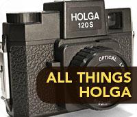 Holga Camera T-shirts & Apparel