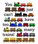 Too Many Trains! Collection