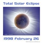 1998 Total Solar Eclipse