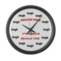 Always Beagle Time Clocks