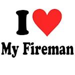 I love my Fireman