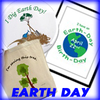 Earth Day & Arbor Day