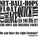 The Boys Volleyball Formula