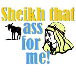 Sheikh that ass for me!