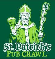 St.Patrick's Pub Crawl