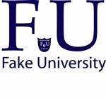 Fake University