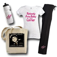 Dirty Dancing Yoga and Fitness Gear